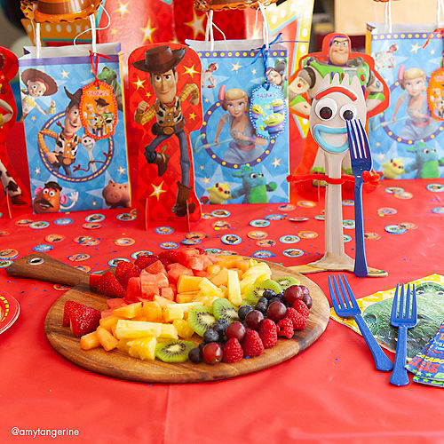 Toy Story 4 Kraft Bags 8ct Image #2