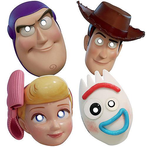 Toy Story 4 Masks 8ct Image #1