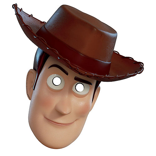 Toy Story 4 Masks 8ct Image #4
