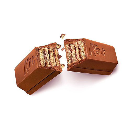 Milk Chocolate Snack Size Kit Kat Bars 40ct Image #4