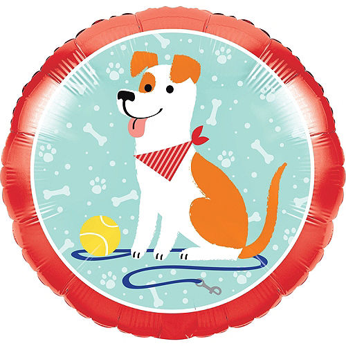 Dog Party Balloon Kit Image #4