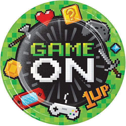 Video Game Party Kit for 24 Guests Image #11