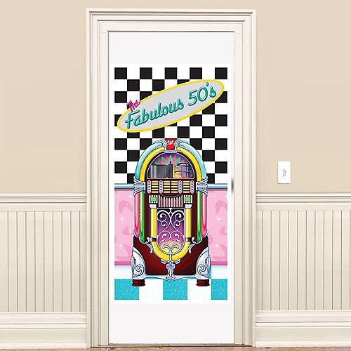 Fabulous 50s Door Cover Image #1