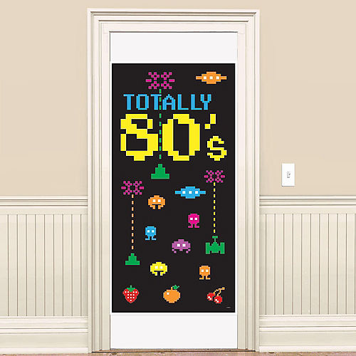 Totally 80s Door Cover Image #1