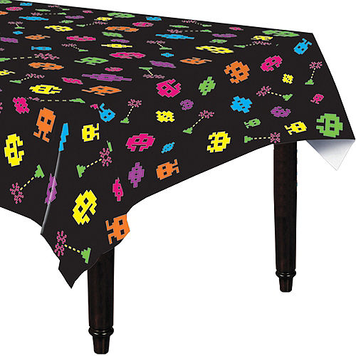 80s Gamer Table Cover Image #1