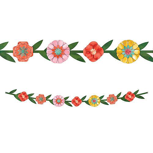 Bright Floral Banner Image #1