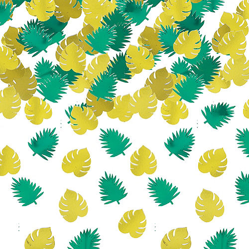 Key West Palm Leaf Table Scatter 48ct Image #1