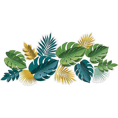 Key West Palm Leaf Cutouts 13ct Image #1