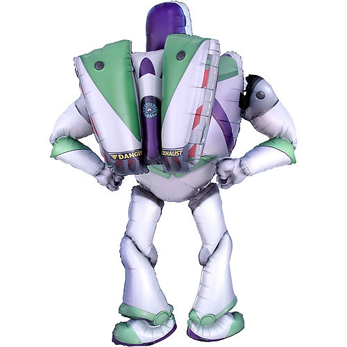 Giant Gliding Buzz Lightyear Balloon - Toy Story 4 Image #2