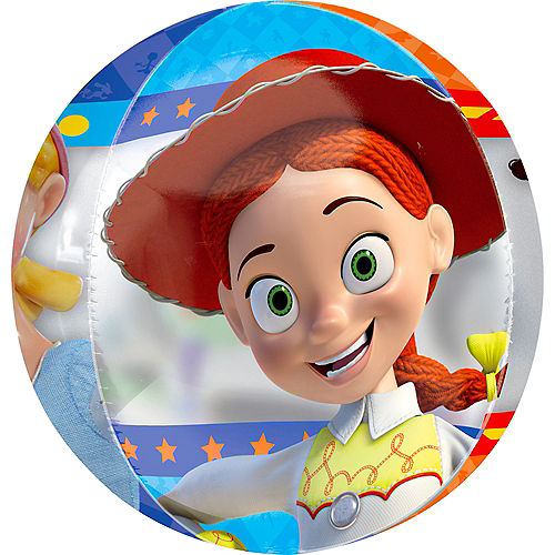 Toy Story 4 Balloon - See Thru Orbz Image #1