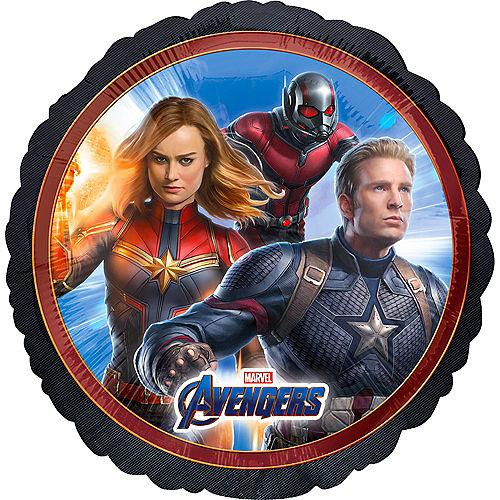 Avengers 4 Balloon Image #1