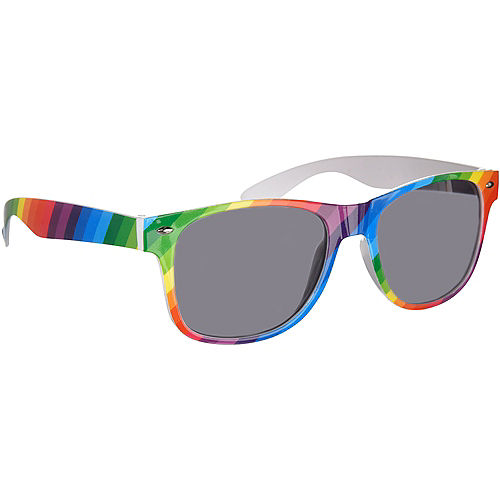 Classic Rainbow Frame Sunglasses Image #2