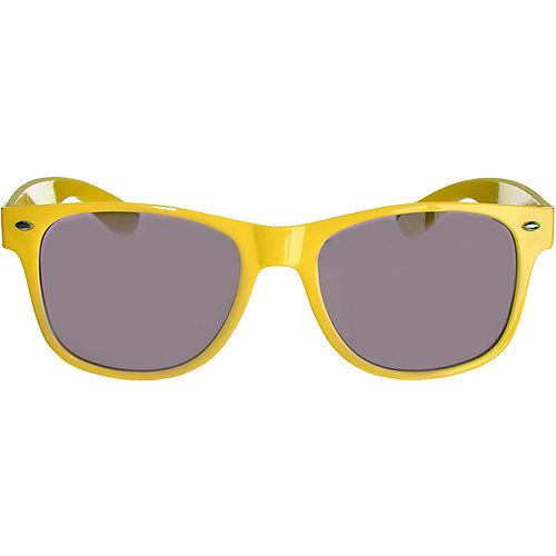 Classic Yellow Frame Sunglasses Image #1