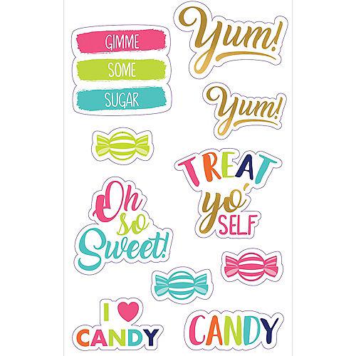 Sweet Treats Decals 10ct Image #1
