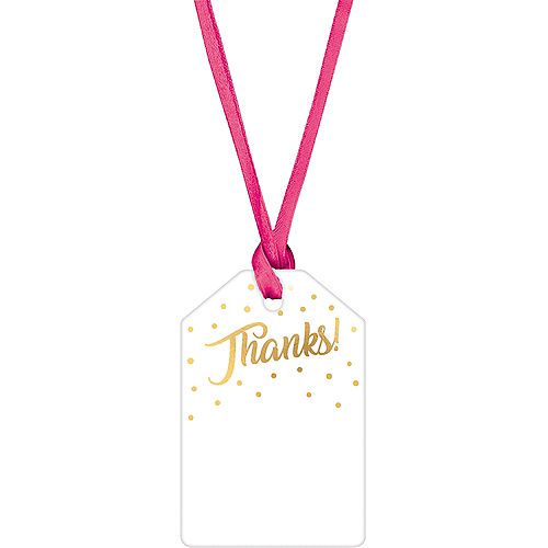 Sweet Treats Thank You Tags 25ct Image #1