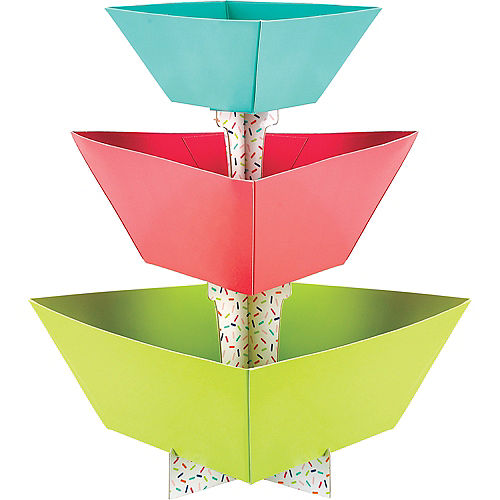 Sweet Treats Tiered Treat Bowl Stand Image #1