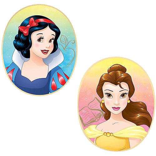 Glitter Disney Once Upon a Time Princess Portrait Kit 9pc Image #6