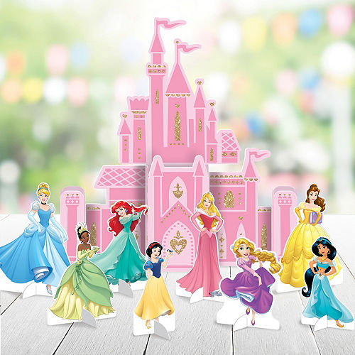 Disney Once Upon a Time Table Decorating Kit 9pc Image #1