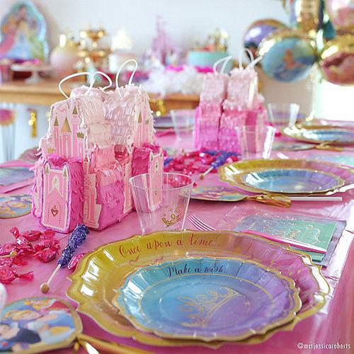 Mini Disney Once Upon a Time Castle Pinata Decoration Image #2