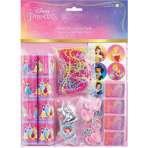 Disney Once Upon a Time Favor Pack 48pc Image #1