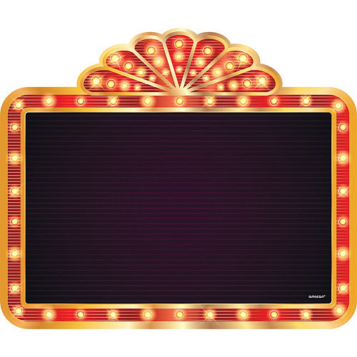 Roll the Dice Casino Photo Booth Backdrop Kit Image #3