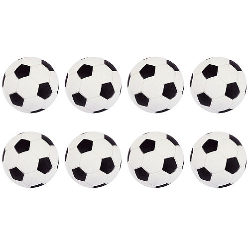 Inflatable Soccer Balls 8ct Image #1