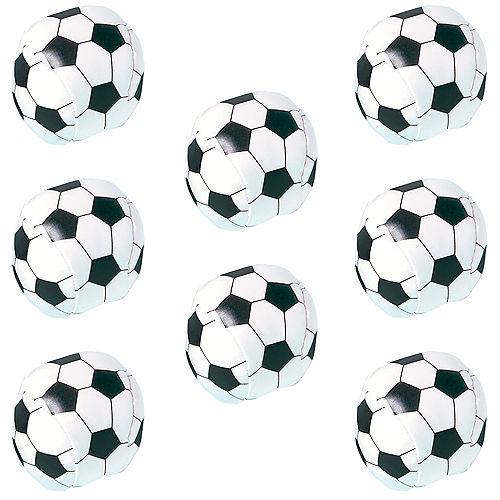 Soft Soccer Balls 8ct Image #1