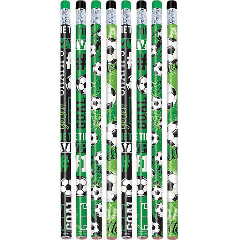 Goal Getter Goal Getter Soccer Pencils 8ct Image #1