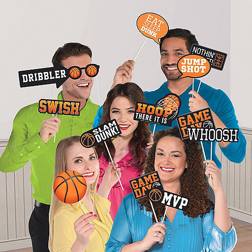 Nothin' But Net Photo Props 14ct Image #1