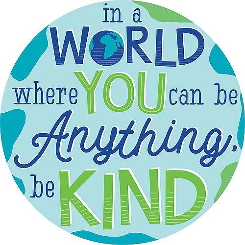 Be Kind World Cutout Image #1