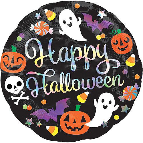 Happy Halloween Balloon, 18in Image #1