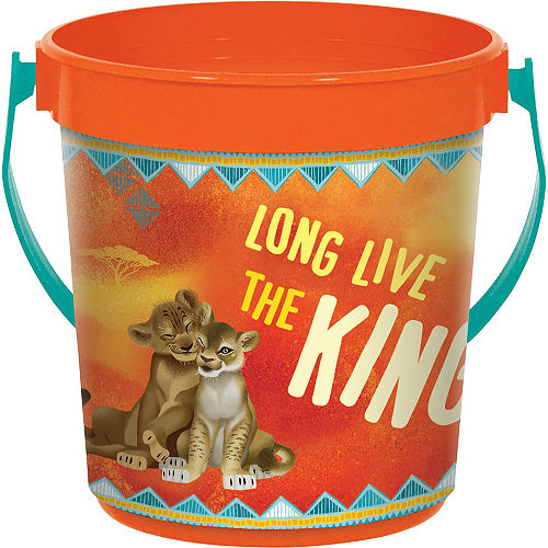 The Lion King Favor Container Image #1