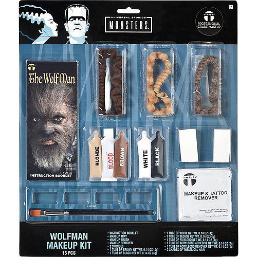 Wolfman Makeup Kit Image #2