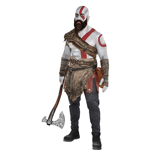 Adult Kratos Costume Accessory Kit - God of War Image #1