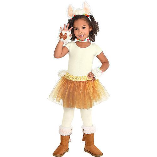Child Llama Costume Accessory Kit Image #1