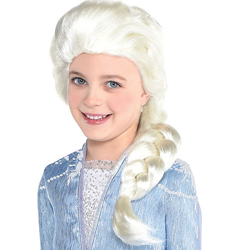 Elsa Wig - Frozen 2 Image #1