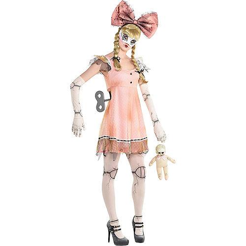 Creepy Doll Wind-Up Key Belt Image #2