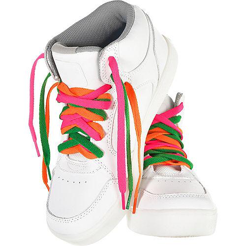 Colorful Bizarre Shoelaces 3ct Image #1