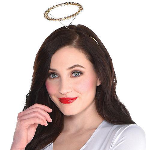 Rhinestone Halo Headband Image #2