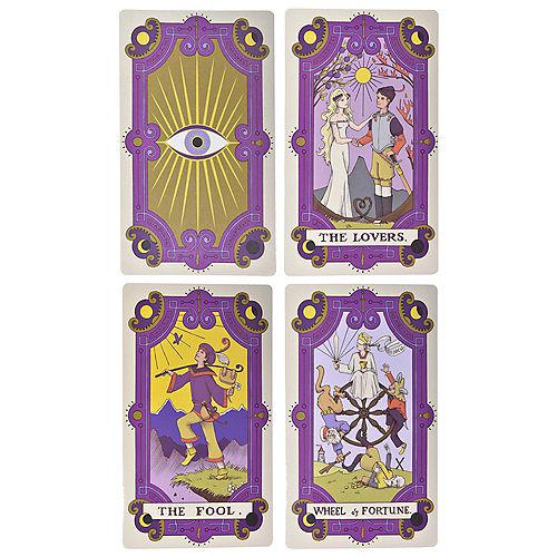 Fortune Teller Tarot Card Props 9ct Image #1
