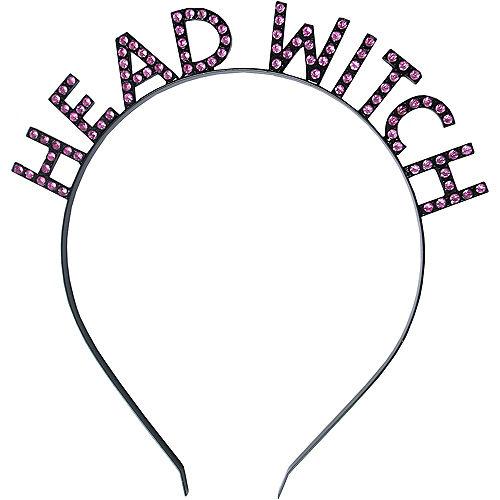 Head Witch Rhinestone Headband Image #1