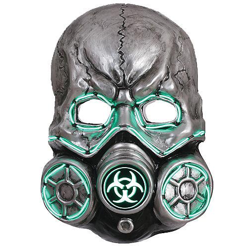 Light-Up Gas Mask Image #1
