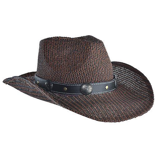 Brown Cowboy Hat Image #1