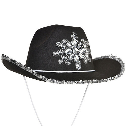 Gemstone Nashville Cowgirl Hat Image #1