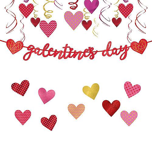 Galentine's Day Decorating Kit Image #1
