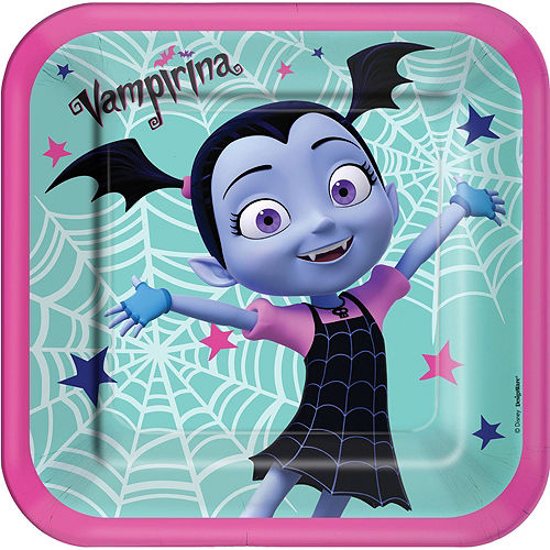 Vampirina Party Kit for 8 Guests Image #3