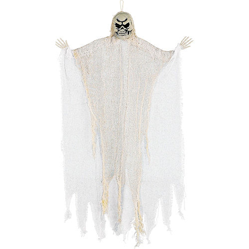 Small Haunting White Reaper Decoration Image #1