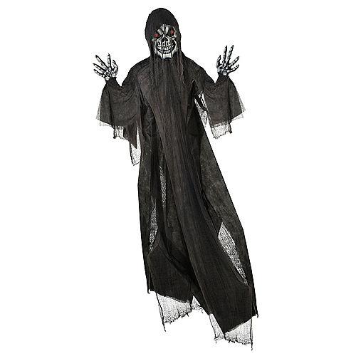 Light-Up Giant Grim Reaper Decoration Image #1