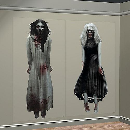 Ghost Girls Scene Setter 2pc Image #1