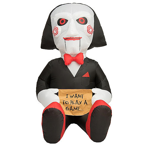 Billy the Puppet Inflatable - Saw Image #1